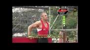 Йордан Йовчев в Ninja Warior, по-добър от всякога!
