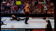 Bragging Rights 2010 Undertaker vs Kane Buried Allive For The World Heavyweight Championship