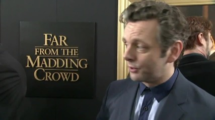 Carey Mulligan, Michael Sheen And 'Far From The Madding Crowd' Screening