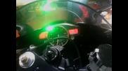 Yamaha R6 Звук И Прекъсвач !