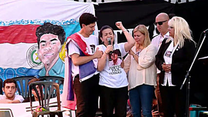 Argentina: Thousands demand justice for teen brutally killed in street fight