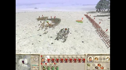 Rome total war julii campaign епизод 15