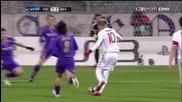 Arjen Robben - Феноменален Гол срещу Фиорентина - Uefa - Bayern Munchen Forever (hd)