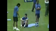 Малко трикове от Ronaldinho