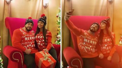 По Коледа стават чудеса! Имаме нова родна VIP двойка!