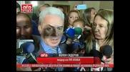 Тройната коалиция на Бсп, Дпс и Герб не прие затваряне на границите ни за бежанци, предложено от Ата