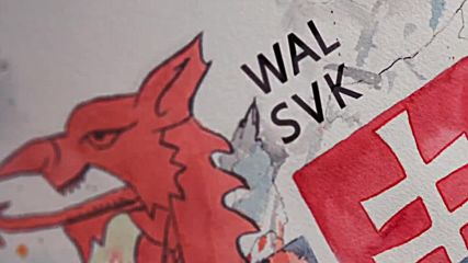 UEFA EURO 2016: Уелс - Словакия