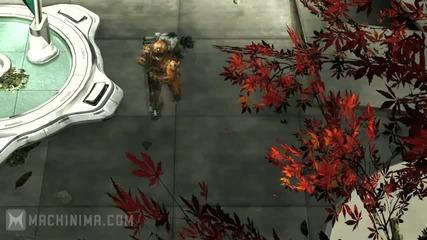 Call of Duty vs Halo Rap Battle Round 2 by Brysi (musical Machinima)