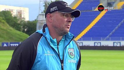 Асен Букарев: Обиграваме отбора за Втора лига