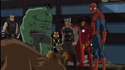 Ultimate Spider-man: Web-warriors - 3x02 - The Avenging Spider-man, Part 2