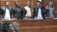 Five Men Charged With Terrorism Over Kenya Massacre