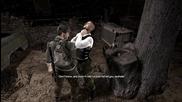 Splinter Cell Conviction - Interrogate Black Arrow Officer My Gameplay