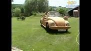 Автомобил Направен От Дърво!!!
