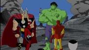 Отмъстителите: Най-великите супер герои С01 Е07 Бг Аудио