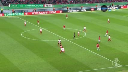 РБ Лайпциг - Байерн Мюнхен 0:3 /репортаж/