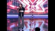Страховит глас - X Factor България 16.09.2011