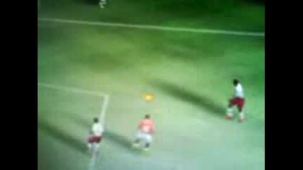 Fifa 08 Смешен Гол