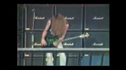 Cliff Burton - Bass Solo