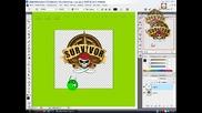 как да си направим лого на survivor