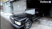 Лимузината на Путин - Зил 4112 P