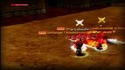 Fantasia Silkroad Bow +15 vs Glaive +14 Epic Pvp !