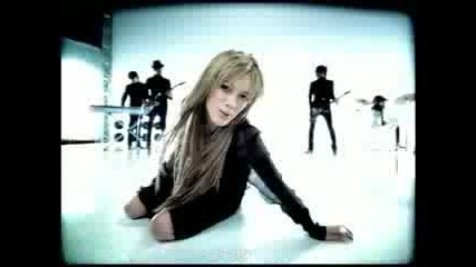 Hilary Duff - Beat of My Heart