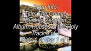 Led Zeppelin - The Crunge + превод