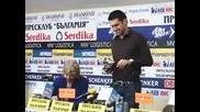 Камбуров получи награди  за футболист на месец март