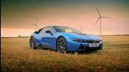 Top Gear - Bmw M3 и Bmw i8