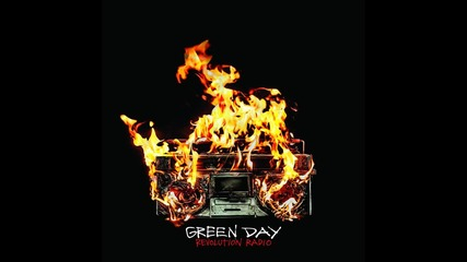 Green Day - Bouncing Off The Wall