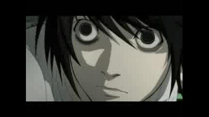 Death Note - Mein Teil(rammstein)
