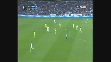 Real Madrid Vs Villareal 2010 [6 - 2] Goles All Goals & Full Highlights