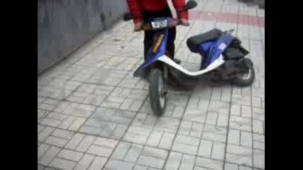 Кокала с мотора - Drift