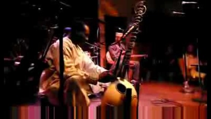 Toumani Diabate Solo on the Kora
