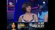 Music Idol 3 - Русина - Believe - на Шер не успява да отърве Русина Катърджиева от елиминации