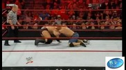 Hell In A Cell 2010 2010 John Cena vs Wade Barrett Part 1/2