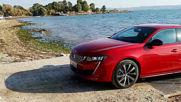 Новото Peugeot 508: Като mentos в ко̀ла