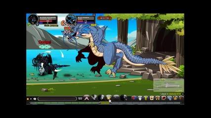 Aqw Undead Slayer vs. Dragons