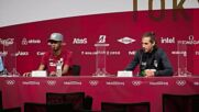 Japan: 'This is true sportsmanship' - high jumpers from Qatar, Italy share Olympic gold