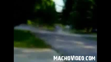 Падане С Мотор