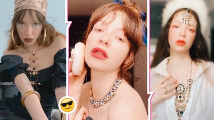 Мода и пандемия: Глория Петкова с домашно предизвикателство, вижте нейния covid-стил!