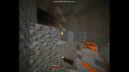 *minecraft*survival втори епизод част 2 #mernary
