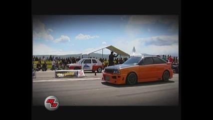 Мотоавангард Drag Racing България 1 - ви кръг 2010 писта Лесново Част 3