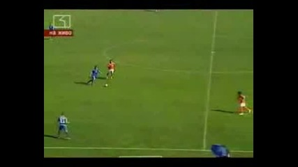 Левски 1:0 Литекс Купа На България 2007 Г.