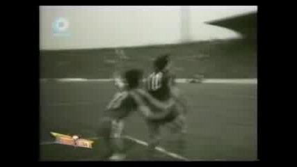 Левски - Barcelona - 5:4 - 1975 - 76