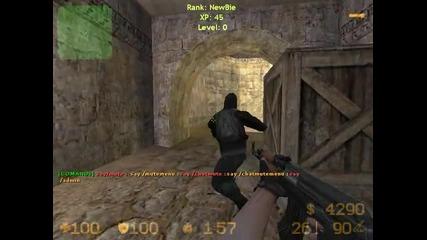 Counter Strike 1.6 de_dust2 Only server