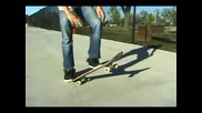 How to Do Skateboard Tricks: How to Do a 360 Flip on a Skateboard