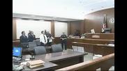 19-годишен в изблик на ярост в съдебната зала след смъртна присъда