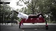 13. Street Fitness видео уроци от Hannibal for King - Вдигане на краката от лежанка