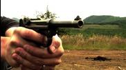 Стрелба с Люгер, 9мм (hd)